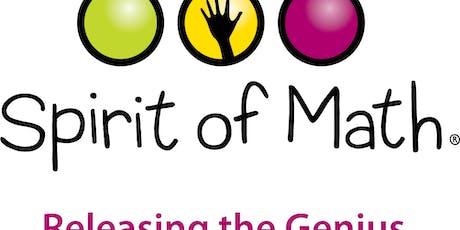 Spirit of Math New Parent Workshop tickets