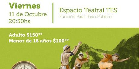 CUENTO ROJO . Festival Nacional de Teatro entradas