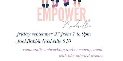 Empower Nashville September Meetup