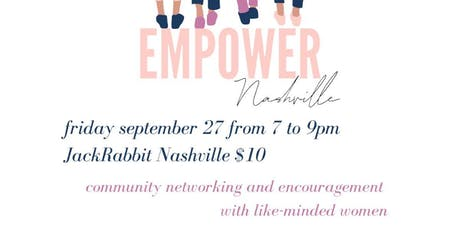 Empower Nashville September Meetup tickets