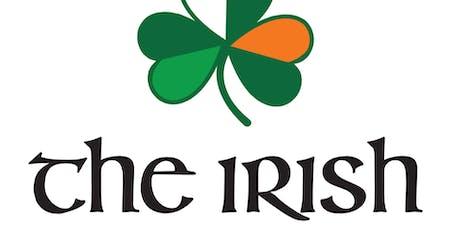 The Irish Fall Smoker tickets