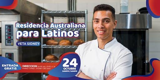 Residencia Australiana para Latinos