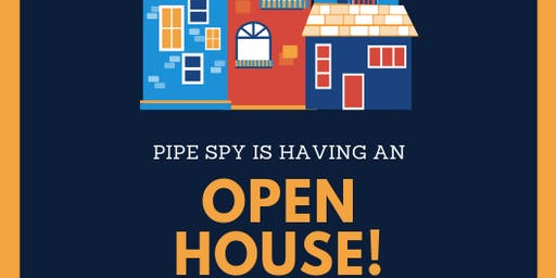 Pipe Spy's World Trenchless Day 2019 - Open House