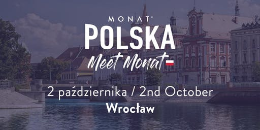 Meet MONAT Wrocław