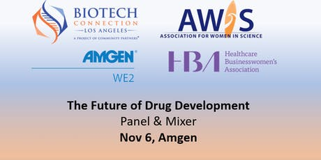 The Future of Drug Development: Panel & Mixer tickets