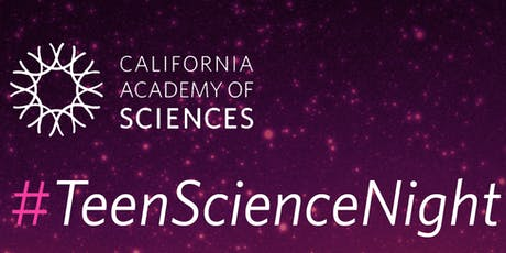 Teen Science Night 2020 tickets