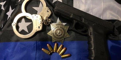 Halloween Bash Benefiting Deputy Martinez