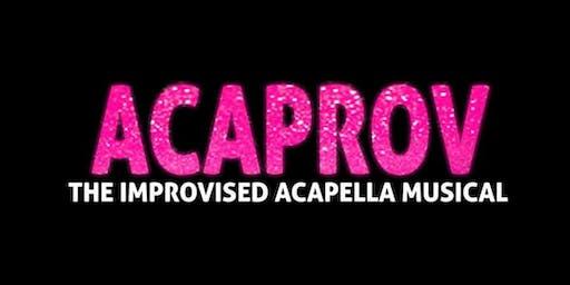 A Capella Improv Workshop with ACAPROV