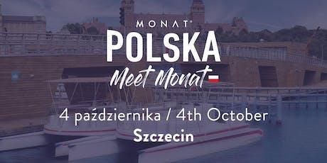 Meet MONAT Szczecin tickets