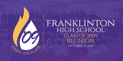 Franklinton High School 2009 Class Reunion
