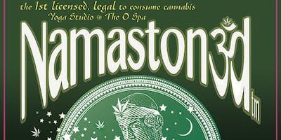 Namastoned - Celebrating the Green Goddess