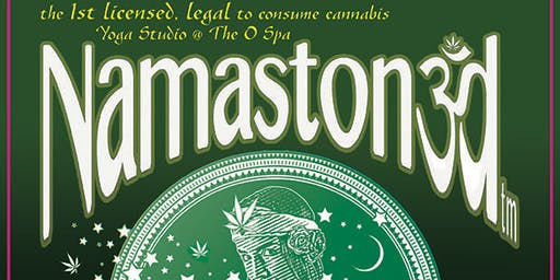 Namastoned - Celebrating the Green Goddess