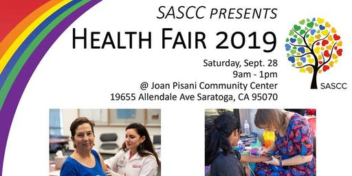 Saratoga Health Fair 2019
