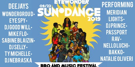 SUN*DANCE BBQ/FEST 2019 tickets