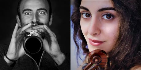Kinan Azmeh & Layale Chaker tickets