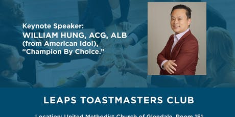 LEAPS Toastmasters Open House tickets
