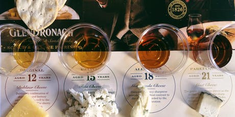 The GlenDronach: Scotch & Cheese Pairing  at Paisan tickets