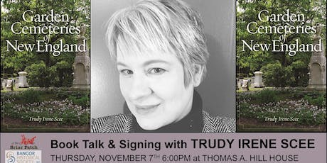 Garden Cemeteries of New England Book Talk & Signing tickets