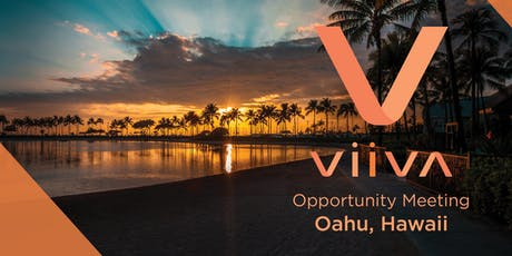 Hawaii Business Opportunity Meeting tickets