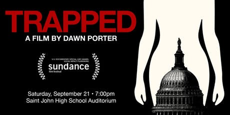 Trapped - Award Winning Documentary at SJHS tickets