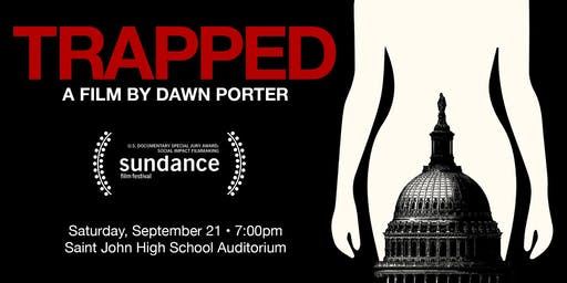Trapped - Award Winning Documentary at SJHS
