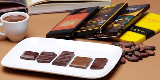 Single-Origin Chocolate Tasting Class