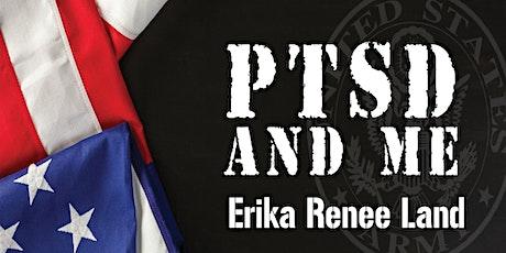 PTSD and Me: A journey Told Through Poetry Orlando, FL ingressos