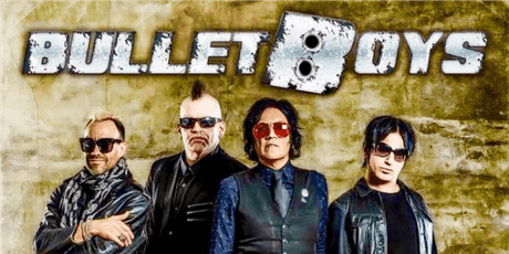 BulletBoys in the Room tickets