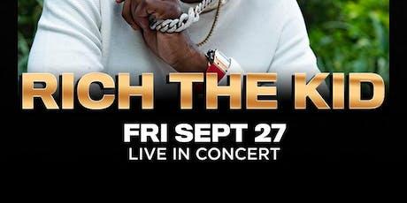 RICH THE KID @ DRAIS NIGHTCLUB LAS VEGAS FRIDAY SEPTEMBER 27TH tickets