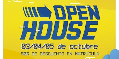 Open House boletos