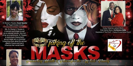 Taking Off the MASKS 2019 Conference