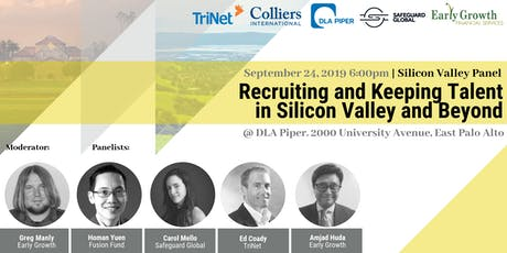 Recruiting and Keeping Talent in Silicon Valley and Beyond tickets