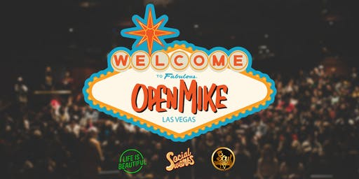 OpenMike at Life is Beautiful