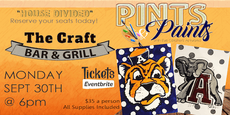 House Divided at th Craft tickets
