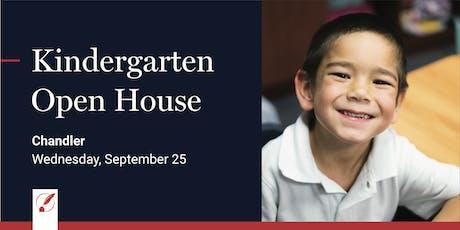 Kindergarten Open House @ Legacy - Chandler Sept. 25 tickets