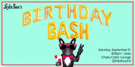 You're Invited to our Birthday Bash! tickets