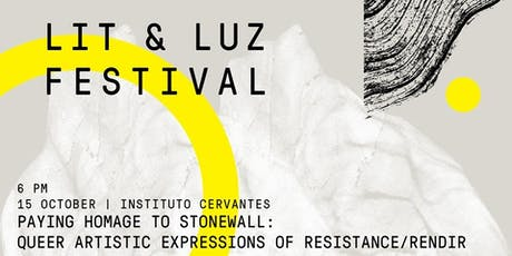 Lit & Luz Paying Homage to Stonewall /Rendir Homenaje a Stonewall tickets