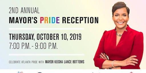 Mayor's Pride Reception