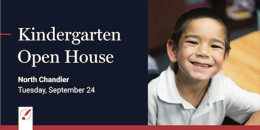 Kindergarten Open House at Legacy - North Chandler - Sept. 24