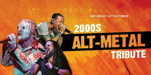 2000s Alt-Metal Tribute (Newcastle)