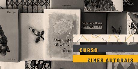 CURSO | Zines autorais: construção de narrativas impressas ingressos