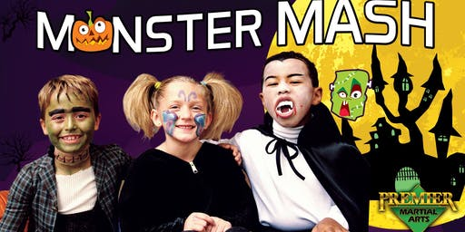Day Camp - Monster Mash Party!
