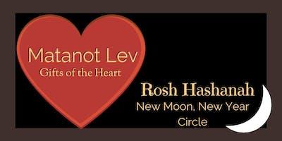 Matanot Lev Rosh Hashanah – Night New Year Circle