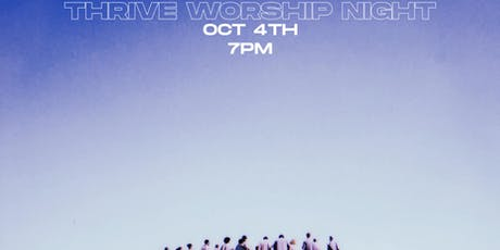 Worship Night with GIBRAN MORTON & THRIVE WORSHIP  tickets