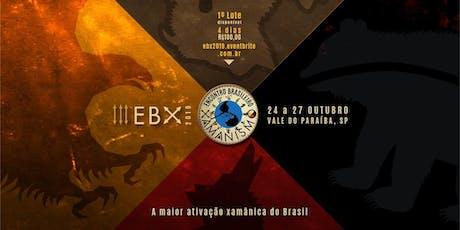 Encontro Brasileiro de Xamanismo 2019 ingressos