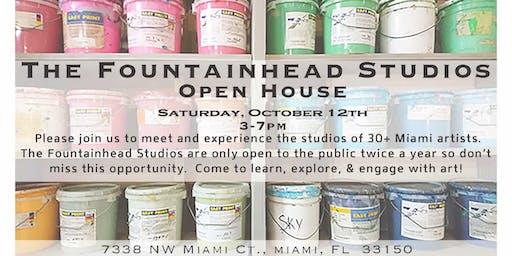 The Fountainhead Studios Open House