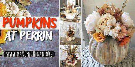 Pumpkins at Perrin  tickets