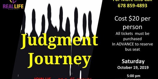 Judgement Journey