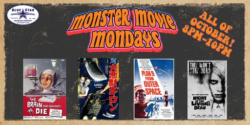 Monster Movie Monday's