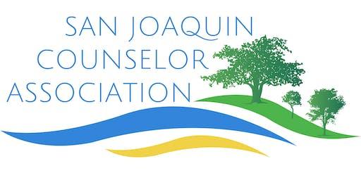 San Joaquin Counselor Association Fall Dinner Meeting and Membership Drive
